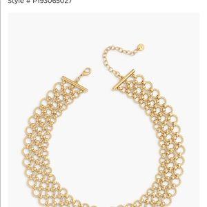 Talbots Jewelry - Talbots triple strand rope necklace